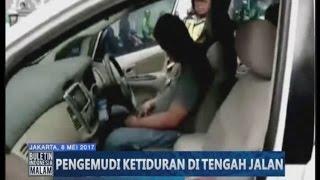 Video Dikira Meninggal, Pria Ini Tertidur Pulas di Dalam Mobil di Tengah Jalan - BIM 08/05 MP3, 3GP, MP4, WEBM, AVI, FLV Oktober 2017