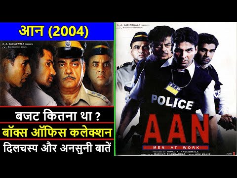 Aan Men at Work 2004 Movie Budget, Box Office Collection, Verdict and Unknown Facts | Akshay Kumar
