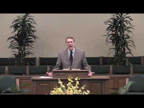 Sunday, 8/09/2020 - Pastor Greg Allison