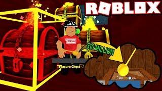 BUYING THE $10,000,000 GOLDEN SPOON!!! *OP* (Roblox Treasure Hunting Sim)