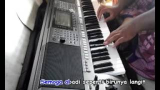 Video Birunya Cinta Karaoke Yamaha PSR MP3, 3GP, MP4, WEBM, AVI, FLV Agustus 2018