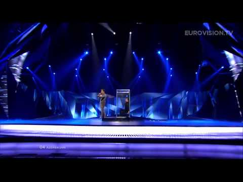 hold - Powered by http://www.eurovision.tv Azerbaijan: Farid Mammadov - Hold Me live at the Eurovision Song Contest 2013 Semi-Final (2)