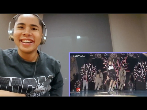 Trending : Sarah Geronimo - Rockabye REACTION! (QUEEN!)