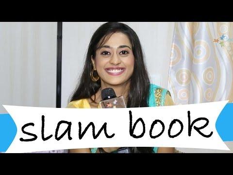 Kirtida Mistry's Slam Book