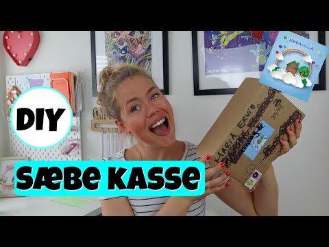 DIY sæbe // ft. Kreavilla
