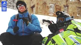 9. Next-generation mountain track for deep snow | Camso Conquer 280