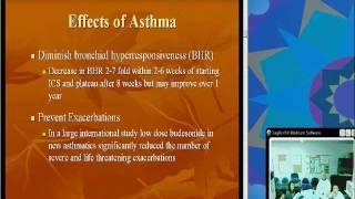 Inhaled Corticosteroids (Tara Federly, MD)
