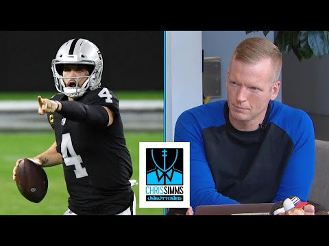NFL Week 11 Game Review: Chiefs vs. Raiders | Chris Simms Unbuttoned | NBC Sports