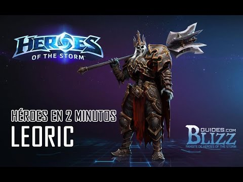 Heroes of the Storm: Leoric en 2 minutos
