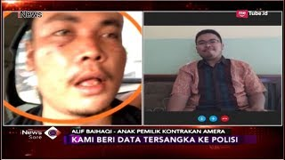 Video TERKUAK! Begini Kesaksian Anak Pemilik Kontrakan yang Ditinggali H-S - iNews Sore 16/11 MP3, 3GP, MP4, WEBM, AVI, FLV November 2018