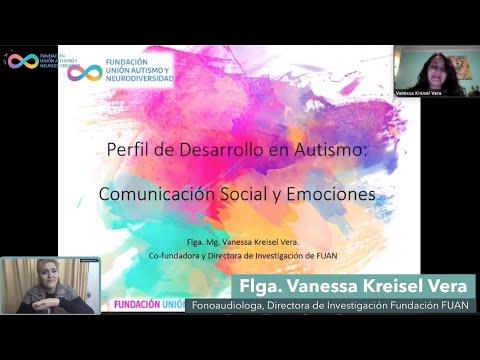 Perfiles de desarrollo, con Flga Vanessa Kreisel   Agrupación TEAbrazo   Puerto Varas