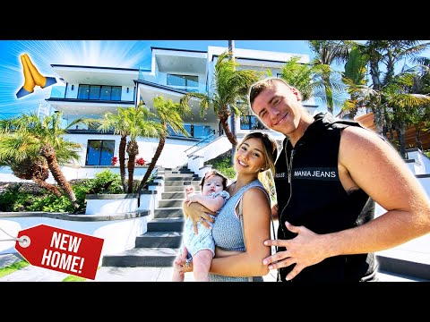 MOVING INTO OUR NEW HOME?! **EXCITING!**