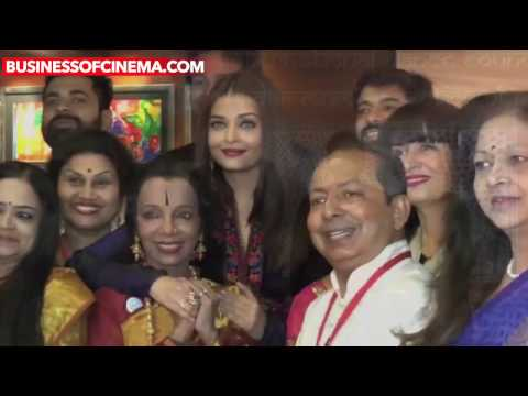 Aishwarya Rai Gets Emotional After Watching Her Da