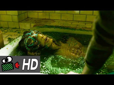 Stealing The Creature Scene||The Shape Of Water (2017)--(3|4)--MR.CLIPPER