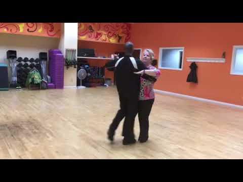 Beginner Tango 1-7 (Follower)