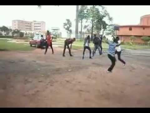DNA dances to K9's Kokoma (Freestyle)