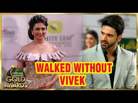 Divyanka Tripathi Spotted Without Vivek Dahiya At