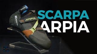 SCARPA Arpia climbing shoe - 2019 by WeighMyRack