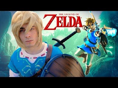 Legend Of Zelda: Breath Of The Wild - The Musical