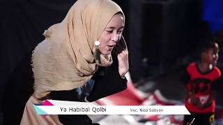 Video Sabyan Gambus - Ya Habibal Qolbi Live Perfom Nissa MP3, 3GP, MP4, WEBM, AVI, FLV Mei 2019