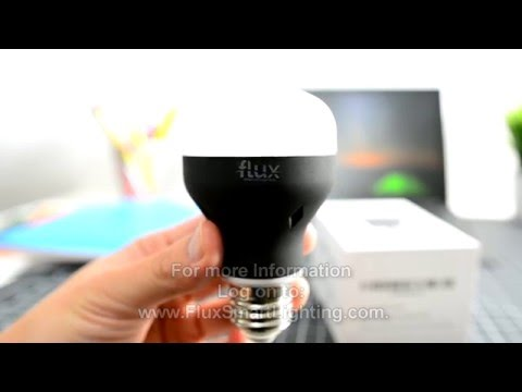 Introducting the 2nd Generation of Flux Smart LED Light Bulb