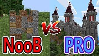 Video NOOB vs PRO: Minecraft #12 MP3, 3GP, MP4, WEBM, AVI, FLV Oktober 2018