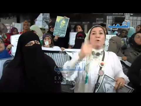 دعوات أم استشهد ابنها على يد ميليشيات السيسى والأخر معتقل فى سجون الانقلاب