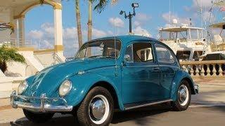 Video 1966 Volkswagen Beetle. MP3, 3GP, MP4, WEBM, AVI, FLV Juli 2018