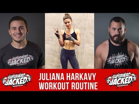 Juliana Harkavy Workout Routine Guide
