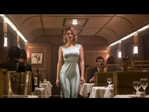 007 SPECTRE - VLOG 5 LES ACTRICES DE 007 SPECTRE