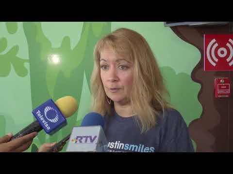 Concluye décima jornada de cirugías de Austin Smiles en el Hospital Infantil de Veracruz