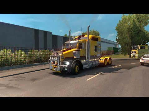 Kenworth T800 [2009] only 1.27 [UPD: 19.06.17]