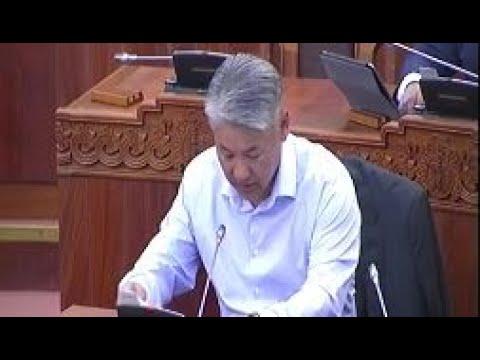 Ж.Энхбаяр: 3000 гаруй бүтэн өнчин хүүхдэд Монголын төр нийгмийн халамж үзүүлж чадаж байгаа юу?