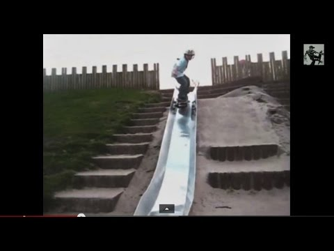 AWESOME SKATE VIDEO 5 year old skateboarder!!!  - Schaeffer McLean