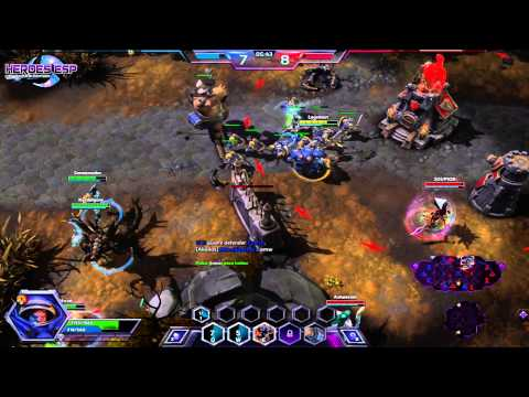 Heroes Of The Storm : Tychus