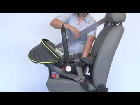 Sillas de coche dependiendo de grupos de edad