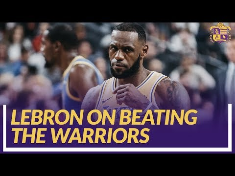 Video: Lakers Nation Post Game: LeBron James Talks Win Over Warriors And Halftime Buzzer Beater