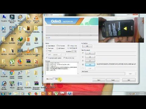 Samsung Galaxy Core 2 software update.