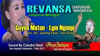 Video Dagelan GARENG PALUR Lucu Bersama Campursari REVANSA Wonogiri MP3, 3GP, MP4, WEBM, AVI, FLV Maret 2018
