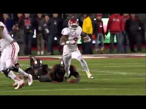 Tevin Coleman 2014 Highlights video.