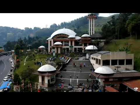 Masjid atta'Awun puncak bogor