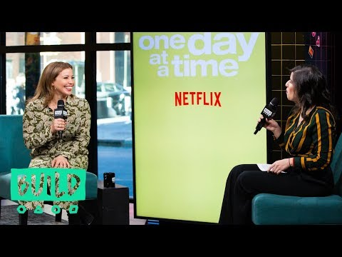 Justina Machado Discusses The Netflix Original Show,
