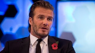 Video David Beckham: I couldn't watch Manchester United for two years after leaving MP3, 3GP, MP4, WEBM, AVI, FLV Maret 2019