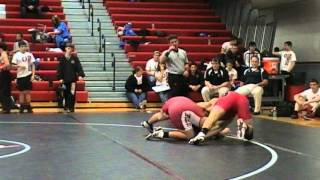 Levi Turley Odessa vs Zeelan Lankford Warrensburg 220 lbs