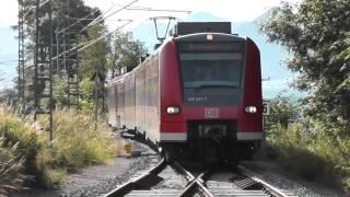 Bad Kohlgrub Germany  city pictures gallery : German Railways - Morning Rush Hour - Bad Kohlgrub