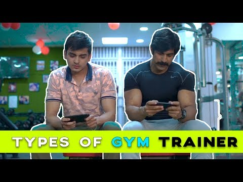 Types of Gym Trainers | Rubal Dhankar | Comedy Vine | Desi Comedy