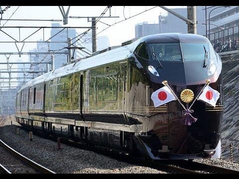 Trem no Japão 日本の電車 I Japão a terra do sol nascente