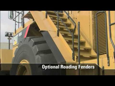 Caterpillar 993K Safety Walkaround