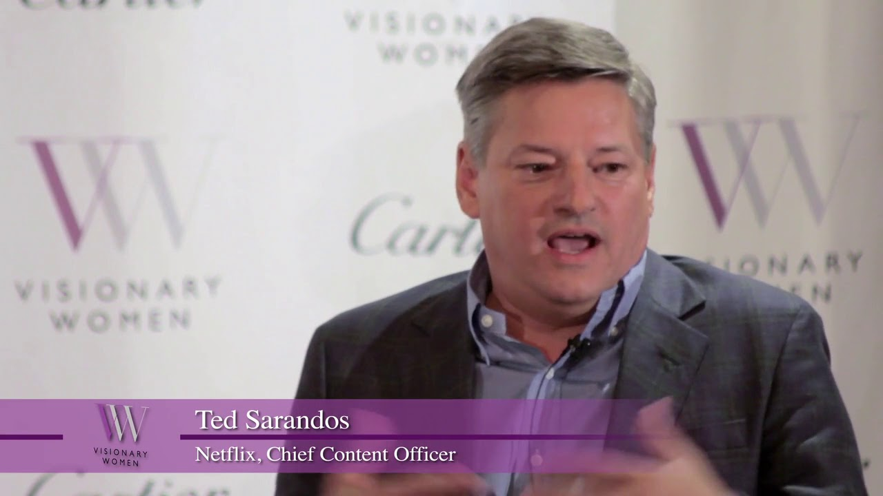 Ted Sarandos On The Power Of Yes