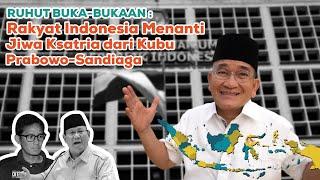 Video Rakyat Indonesia Menanti Jiwa Ksatria dari Kubu Prabowo-Sandiaga MP3, 3GP, MP4, WEBM, AVI, FLV Mei 2019